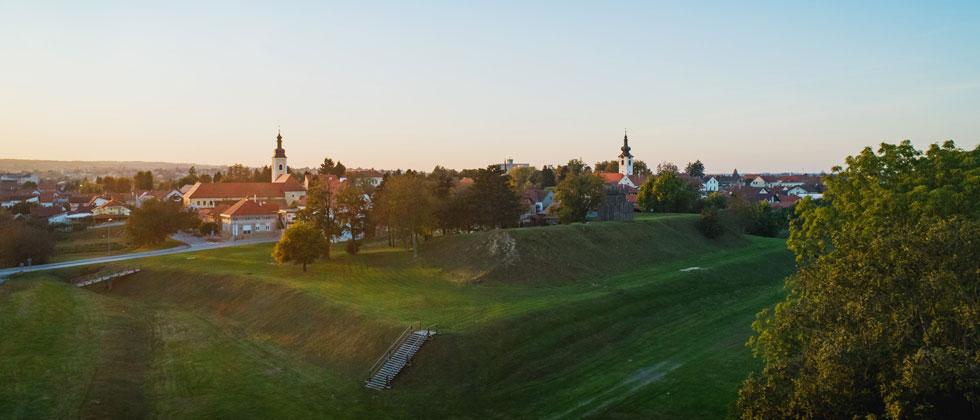 Koprivnica old town