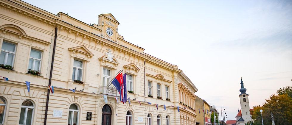 Koprivnica city hall