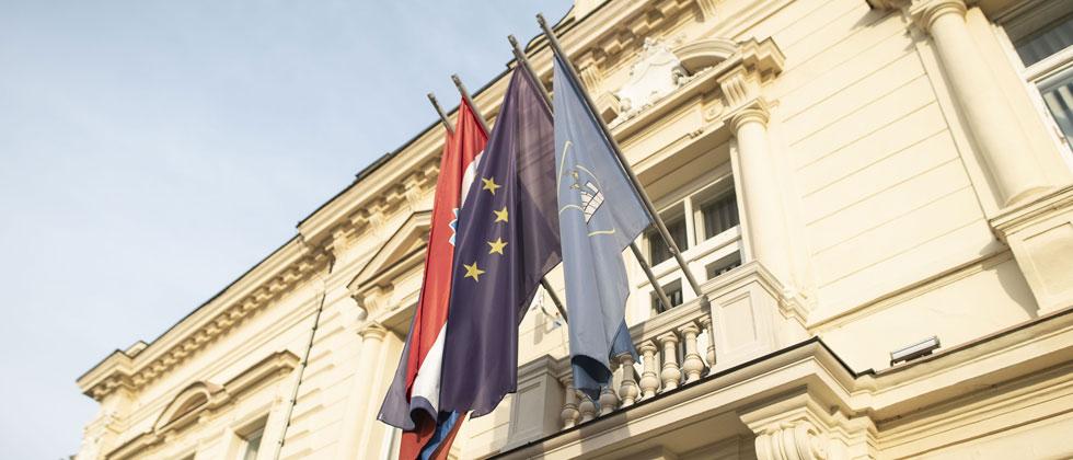 City hall Koprivnica